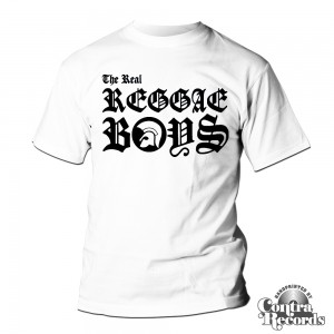 Real Reggae Boys - T-Shirt White