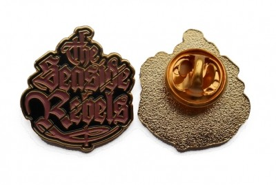 Metall-Pin - Seaside Rebels -