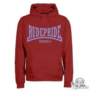 Rude Pride - Hoody - Bordeaux