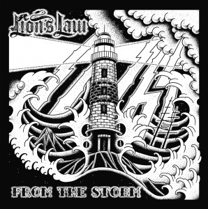 """Lion's Law - From the storm 12""""LP lim.500 White 1st.press"""