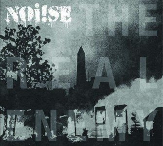 "Noi!se - The Real Enemy - 12""LP- lim. silver"