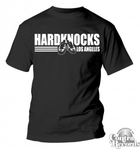 Hardknocks,The - Los Angeles - T-Shirt black
