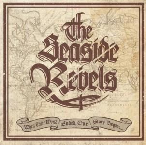"Seaside Rebels-When Their World..10""LP lim.200 Bronze(2nd press)"