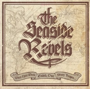 "Seaside Rebels-When Their World..10""LP lim.200Bro/Beer(2nd press"