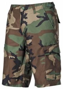 Army Shorts - Woodland (US-BDU)