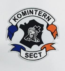 Komintern Sect - Classic - Patch