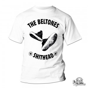 Beltones,The - Shithead - T-shirt White