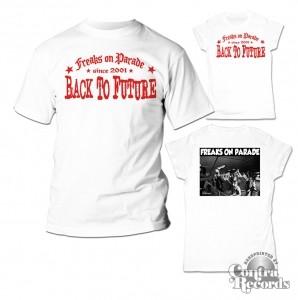 Back to Future -supporter T-Shirt Men White