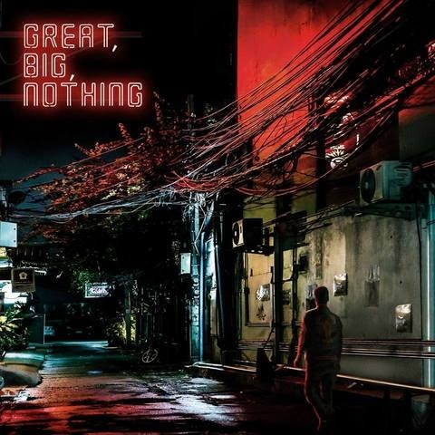 """7 YEARS BAD LUCK - GREAT, BIG, NOTHING 12""""LP"""