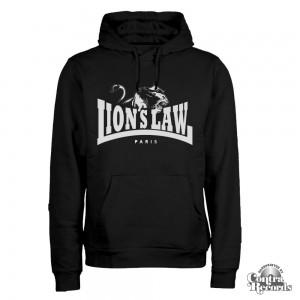 Lion's Law - LION - Hoody black