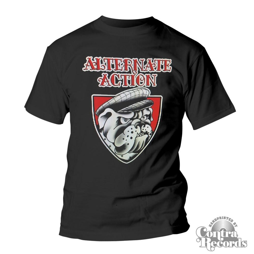 "Alternate Action - ""Bulldog"" - T-Shirt black"