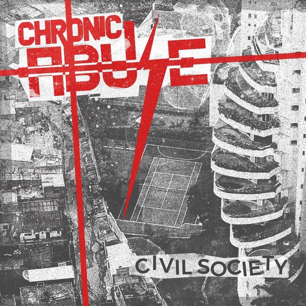 "CHRONIC ABUSE - CIVIL SOCIETY 7""EP lim. 200 black"