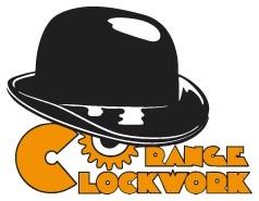 Clockwork Orange - Sticker