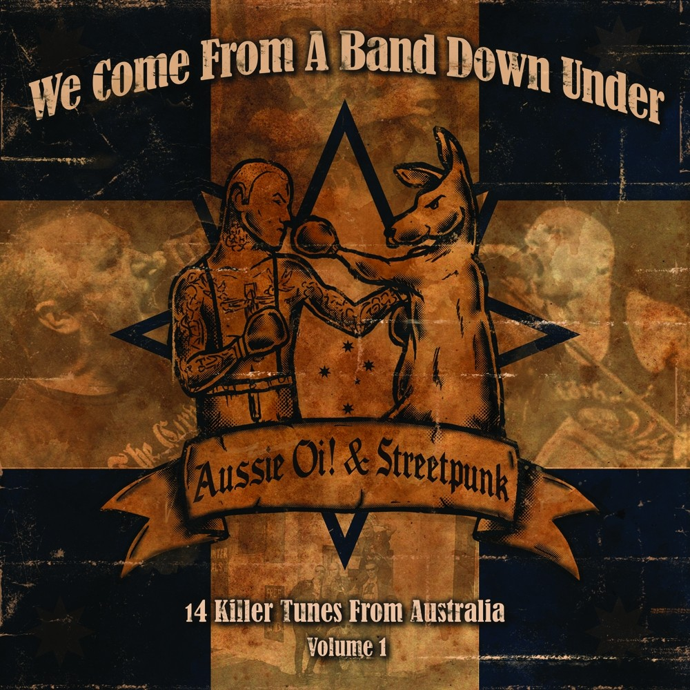 "V/A ""We Come From A Band Down Under"" - 14 Killer Tunes From Australia 12""LP"