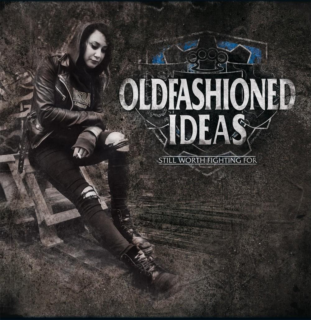 "Oldfashioned Ideas - Still Worth Fighting For 12""LP lim.300 blue"