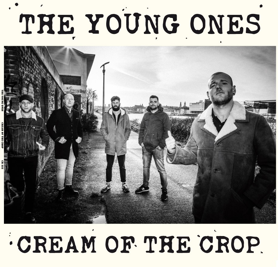 """Young Ones,The - """"Cream Of The Crop"""" 12""""LP lim. 300 black"""
