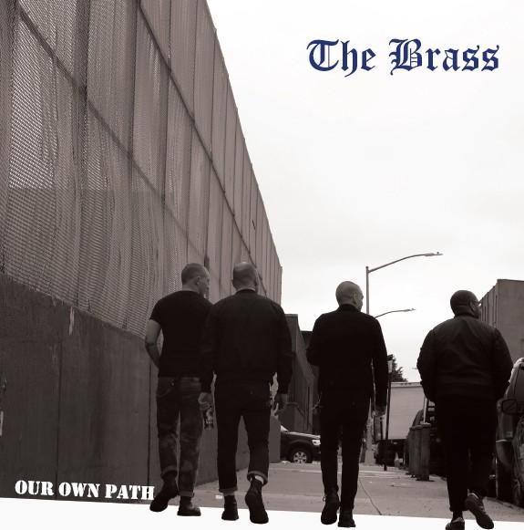 """Brass,The - our own path 12""""LP lim. 300 transparent royal blue EU-VERSION"""