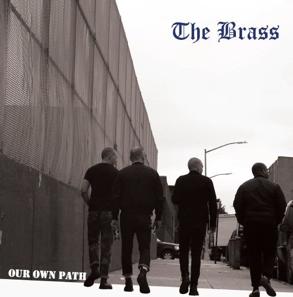 "Brass,The - our own path 12""LP lim. 300 gold US-VERSION"