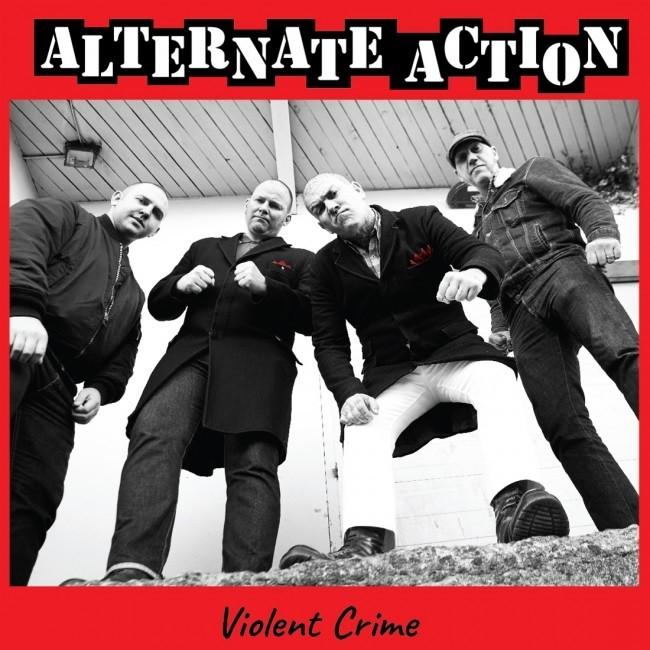 """Alternate Action - """"Violent crime"""" Digipack-MCD"""