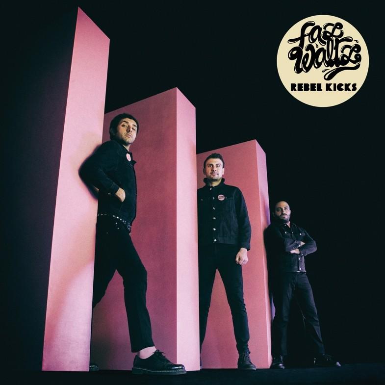"Faz Waltz - ""Rebel Kicks"" 12""LP incl. download (different colours)"