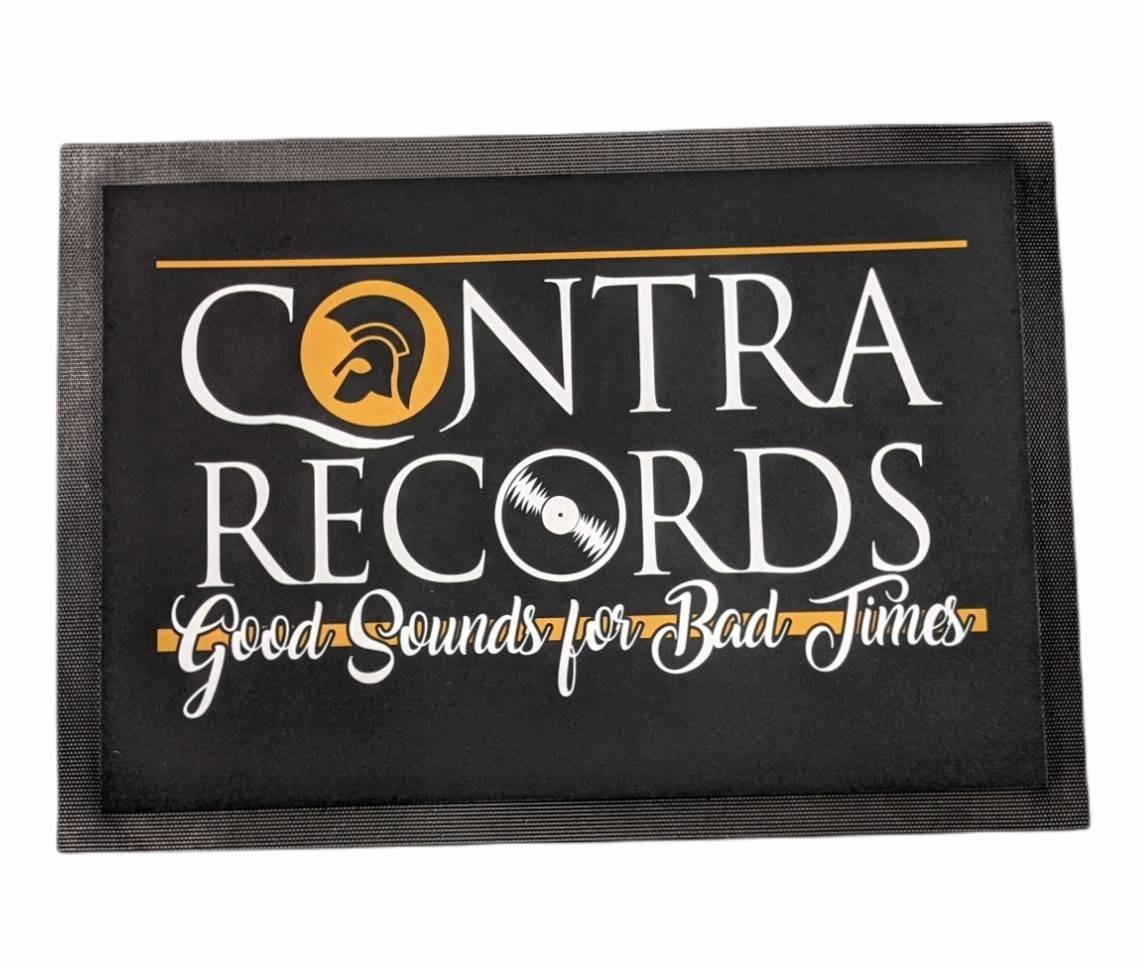 """Contra Records """"Good Sounds"""" - Fußmatte/doormat"""