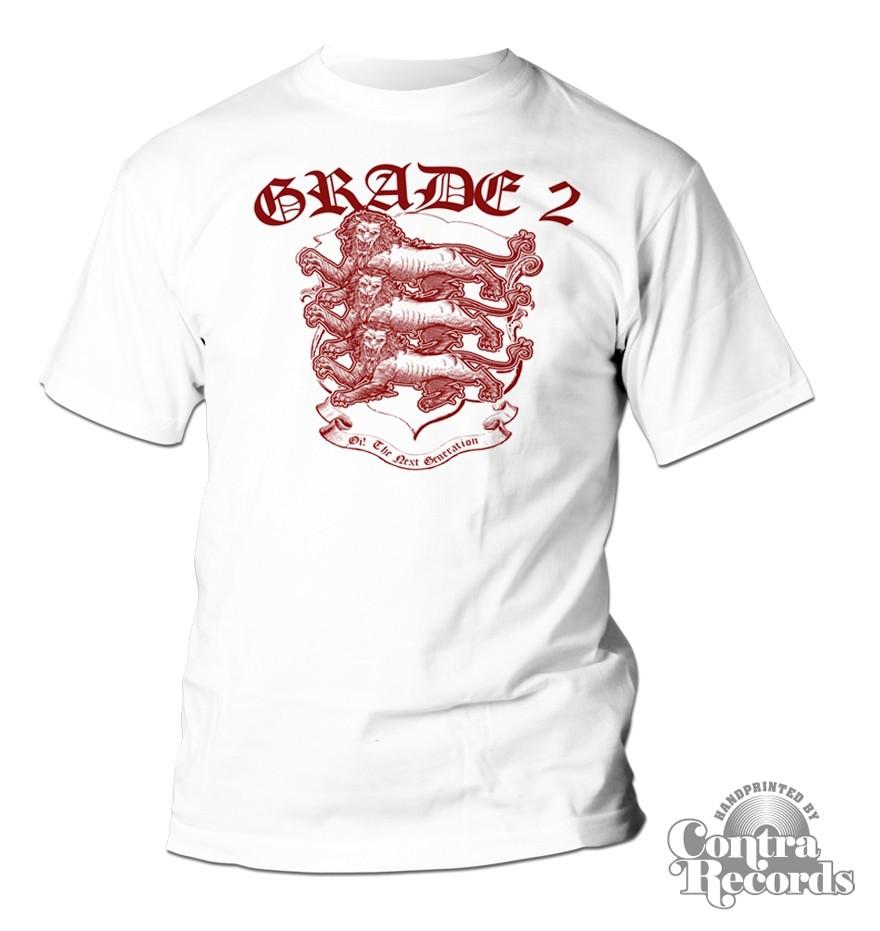 Grade 2 - Lion - T-Shirt white