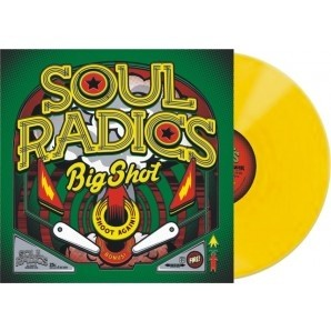 "Soul Radics - Big Shot 12""LP+CD lim. yellow"