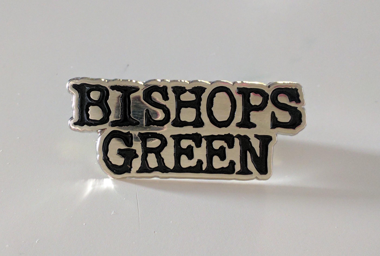 Metall-Pin - Bishops Green