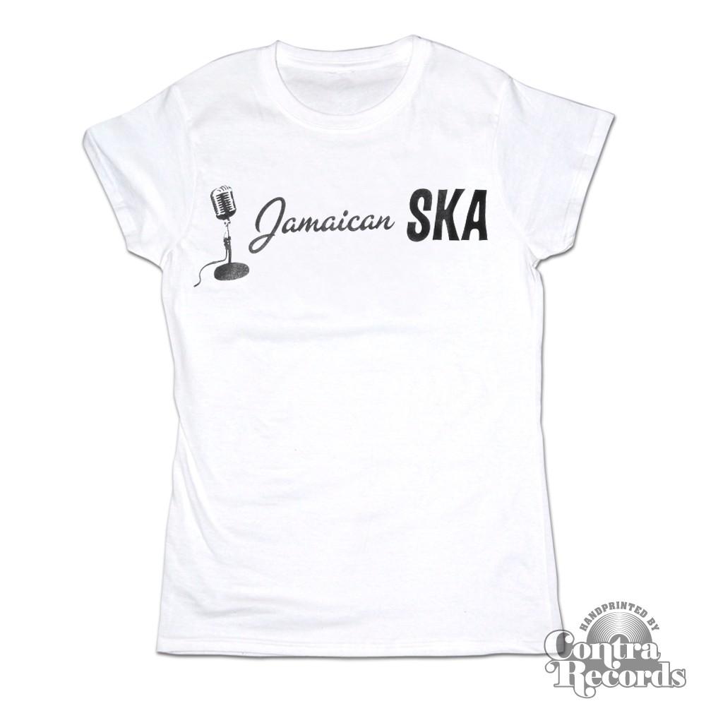 Jamaican SKA Micro - Girl Shirt