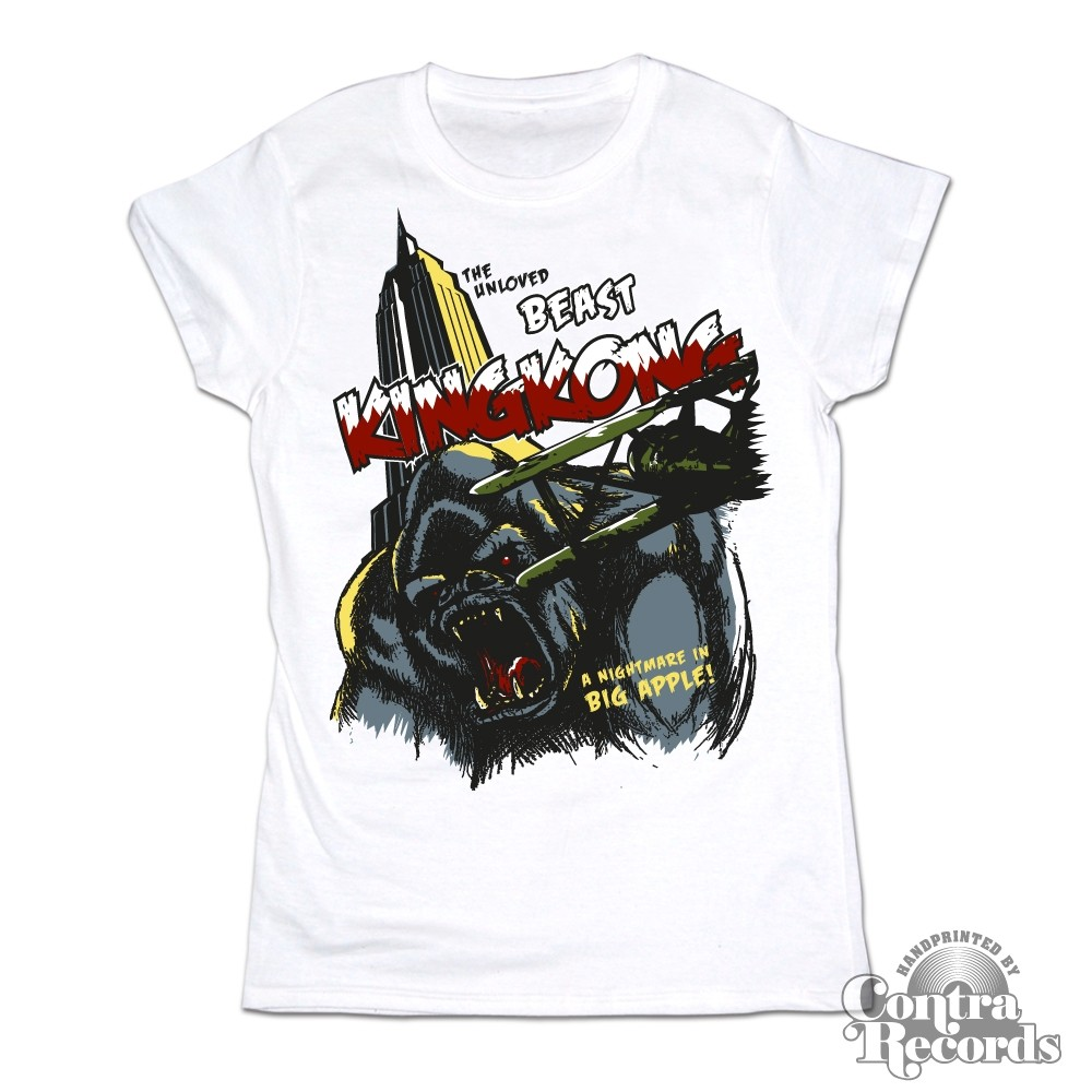 The unloved Beast - Girl Shirt