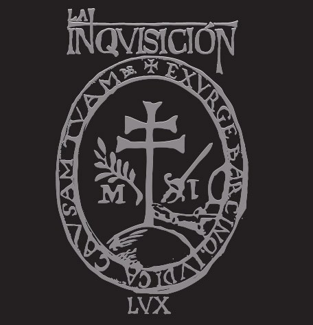 "La Inquisicion - LVX 12""LP lim. kelly green re-press"