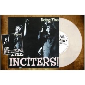 "Inciters,the - Doing Fine 12""LP+CD lim.250 clear transparent"