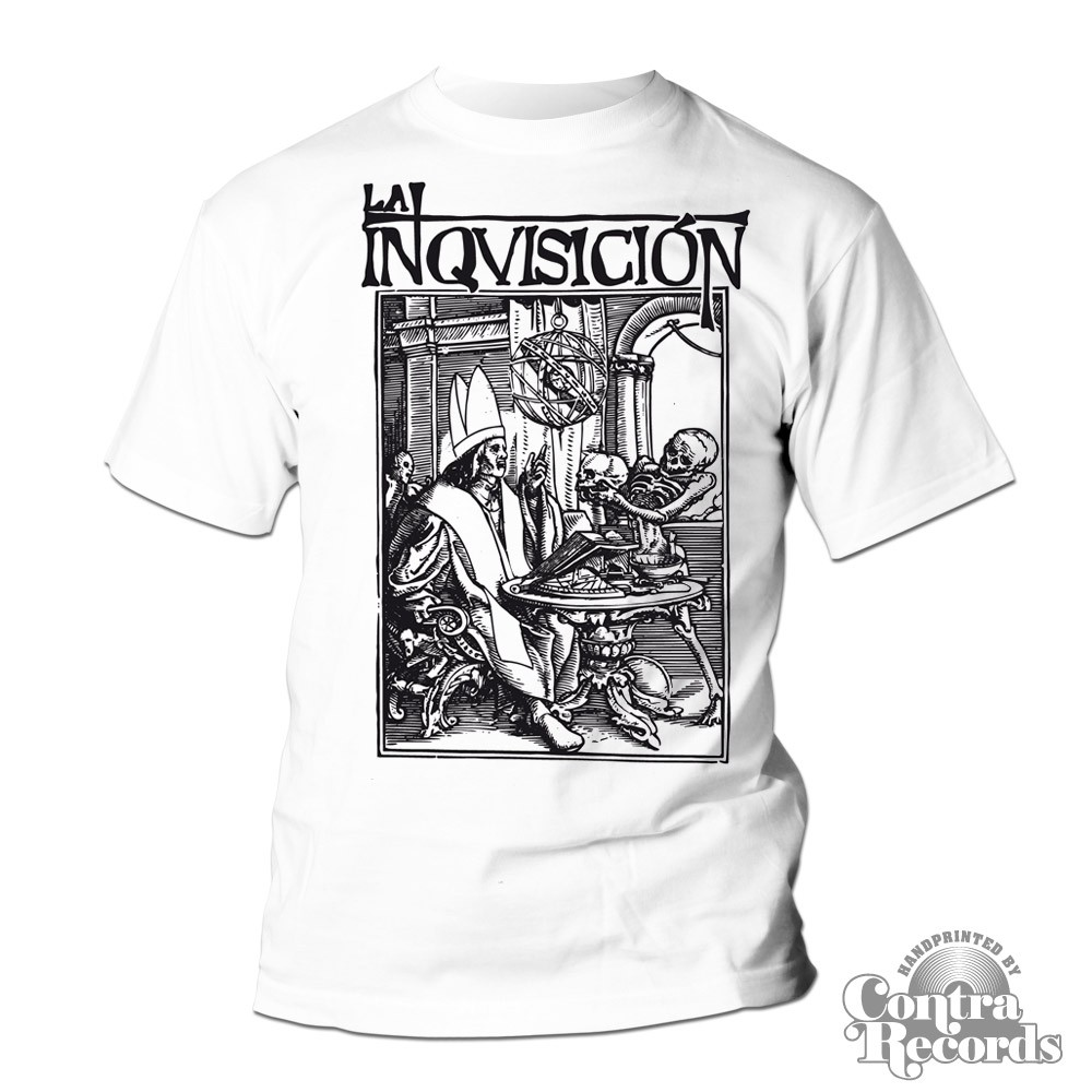 "LA INQUISICIÓN - ""LVX"" T-Shirt"
