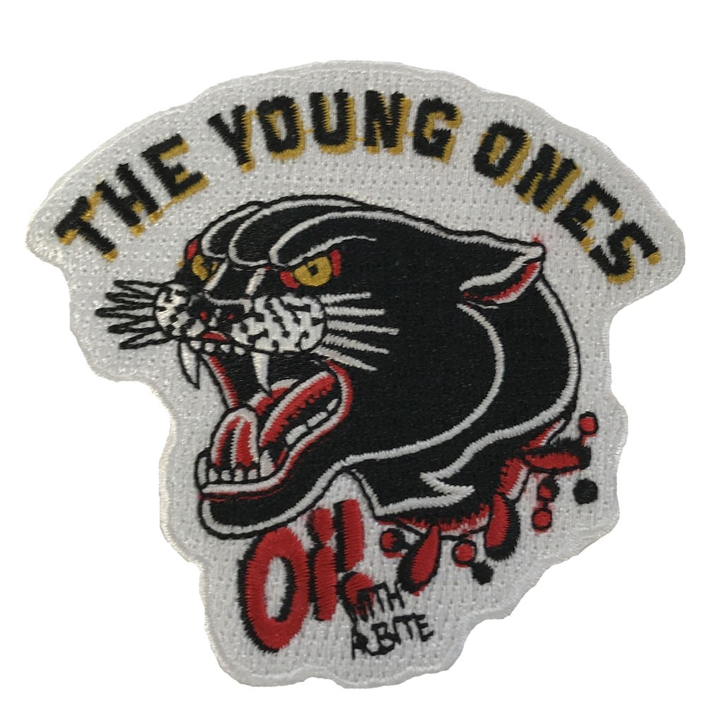 """Patch - Young Ones,The - """"Oi! With A Bite"""""""
