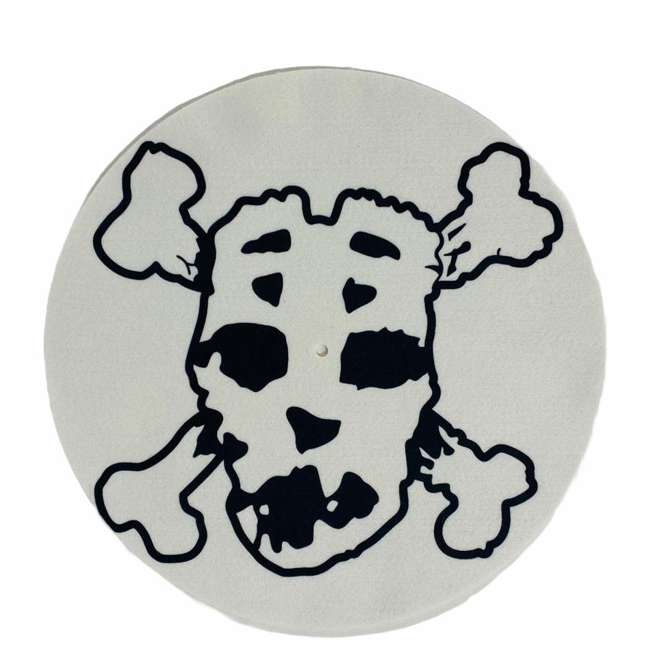 "Slapshot Mask - 12"" Slipmat"