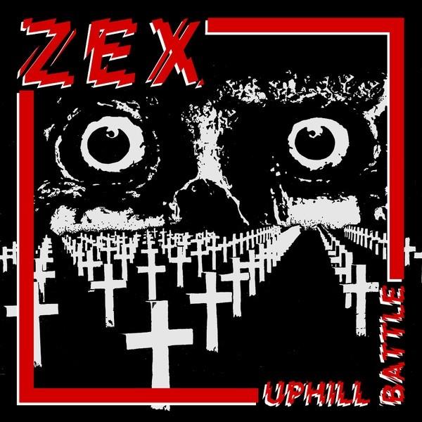 "Zex - Uphill Battle 12""LP incl. download"