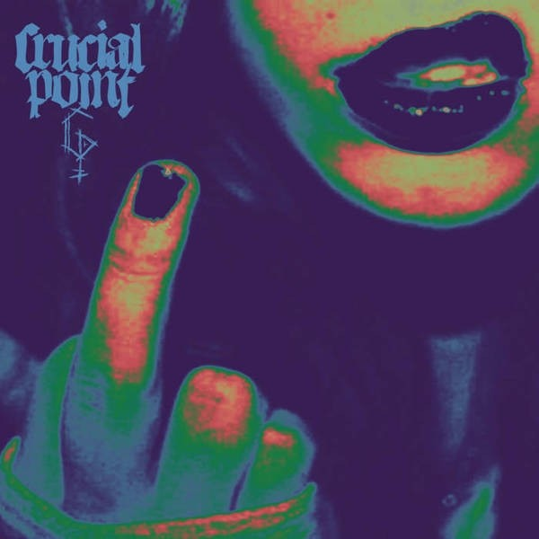 "Crucial Point - s/t 12""LP lim.300 black incl. download"