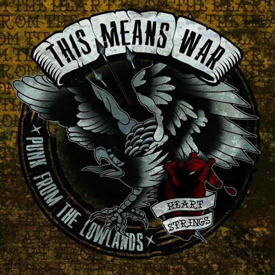 "This Means War - Heartstrings 12""LP lim. 300 black"