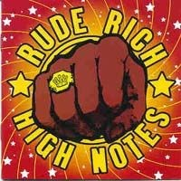 """Rude Rich And The High Notes – Soul Stomp - 12""""LP + CD"""