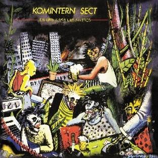 """Komintern sect - Les Uns Sans Les Autres 12""""LP"""