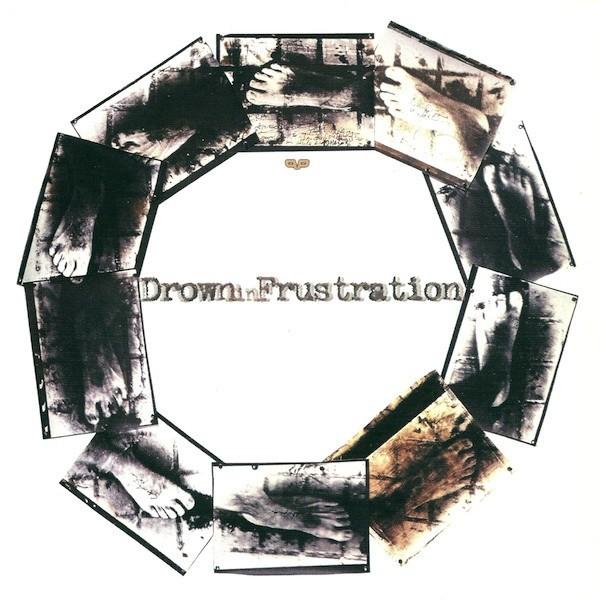 "V/A Drown In Frustration / Crowpath split 7""EP + CD Inside View #4"