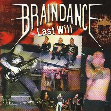 Braindance - Last Will CD