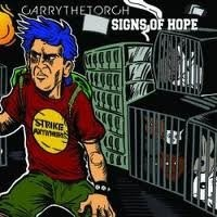 "V/A Signs Of Hope / Carry The Torch - split 7""EP series 3#"