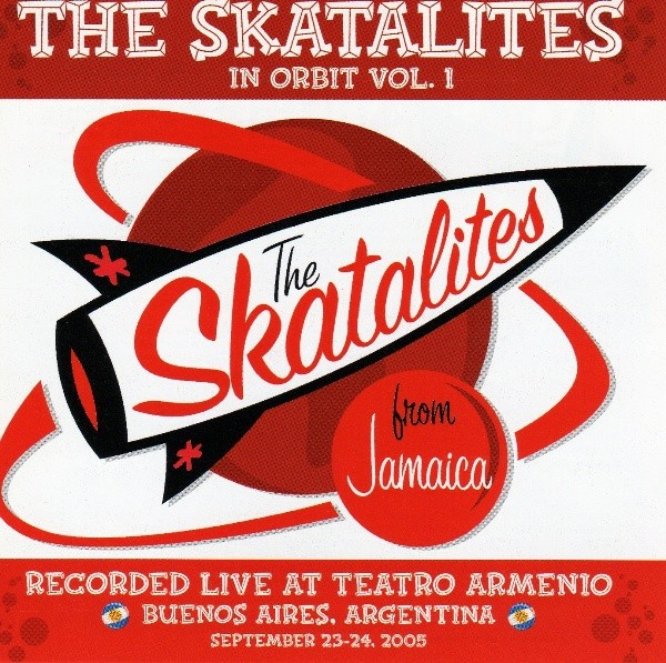 Skatalites ‎– In Orbit, Vol. 1 - CD