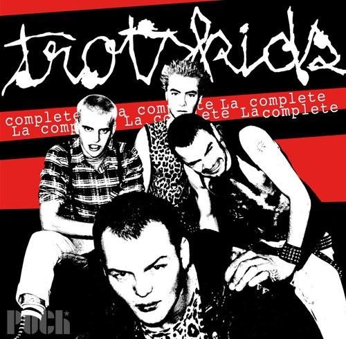 Trotskids - La Complète 1982 - 1987 CD