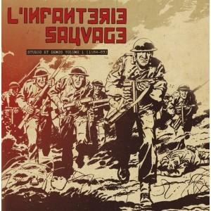"""L'Infanterie Sauvage - Studio Et Demos Volume 1 (1984-83) 12""""LP"""