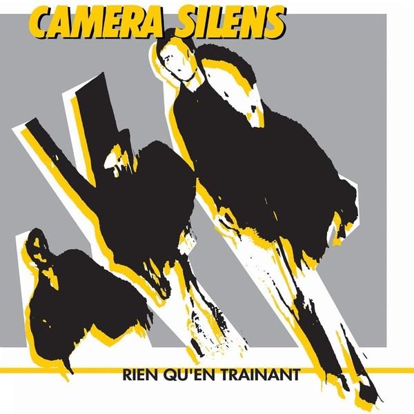 """Camera Silens - Rien Qu'en Traînant 12""""LP"""