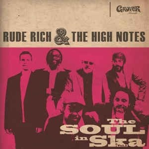 """Rude Rich & The High Notes The Soul In Ska Vol. 1 - 12""""LP+CD"""