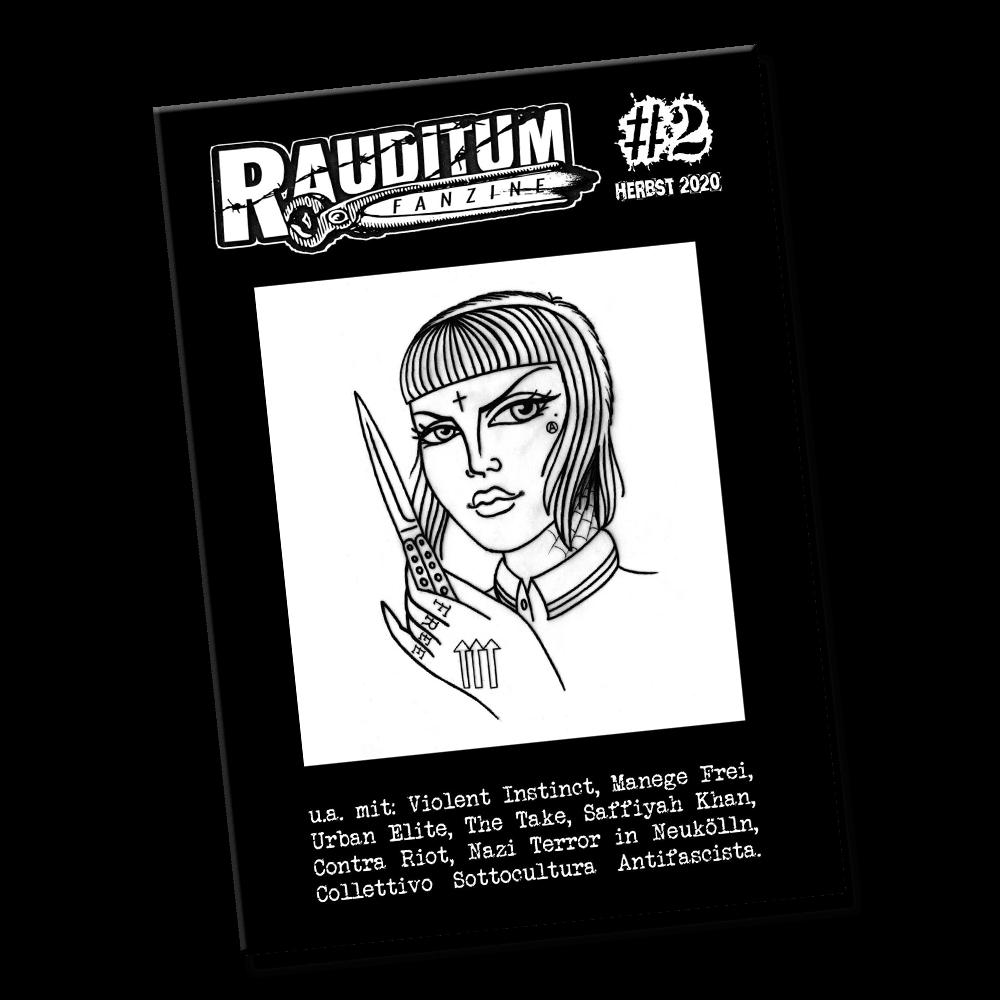 Rauditum - A5 Fanzine #2