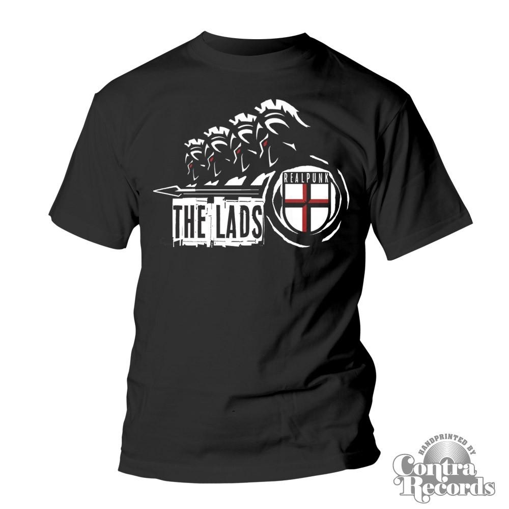 The Lads - Realpunk T-Shirt black